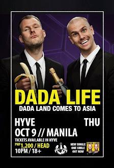 Dada Life Live in Manila