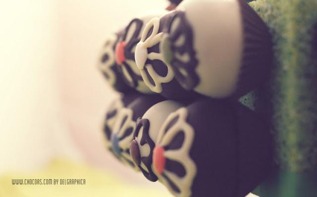 cakepops flores