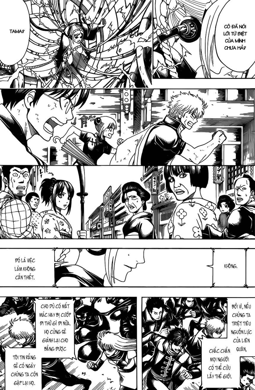 Gintama Chap 610 - Trang 13
