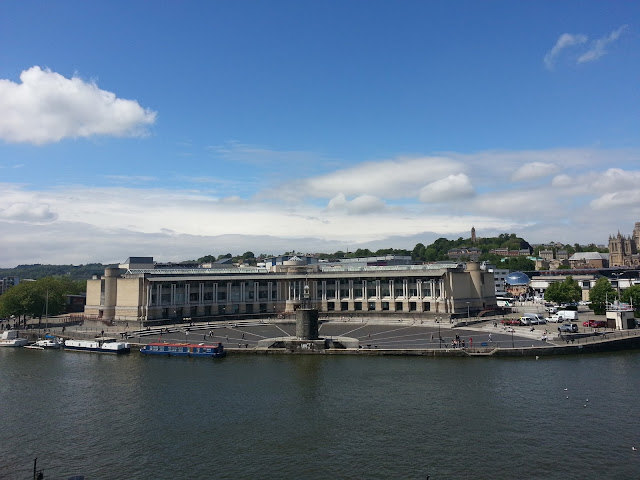 Bristol Amphitheatre and Waterfront Square