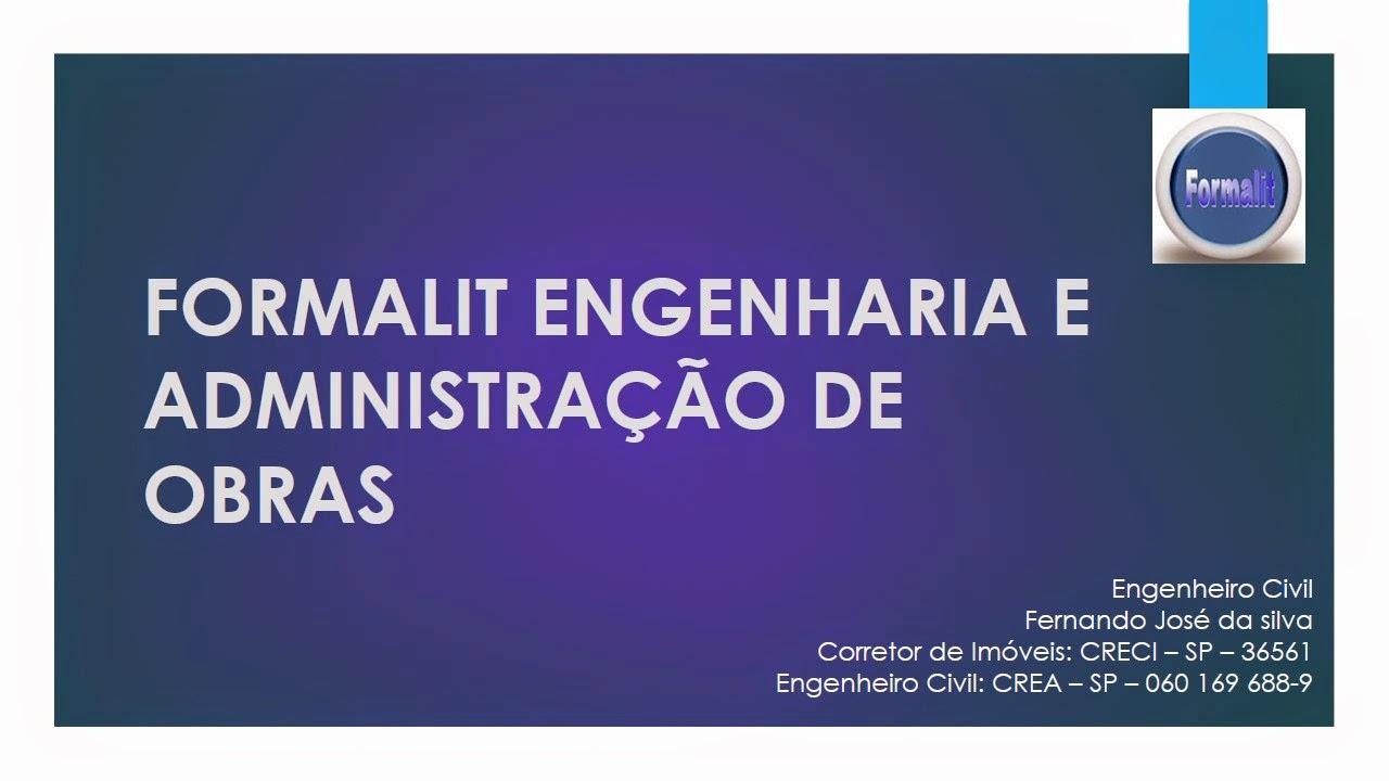 Engenharia e Administração de Obras