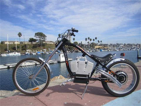 Bikeexpress Custom Motorized Bicycles Los Angeles 805
