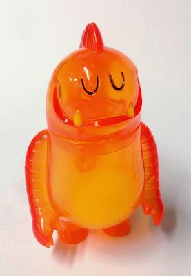 """Firestarter"" Leroy C Vinyl Figure by Invisible Creature"