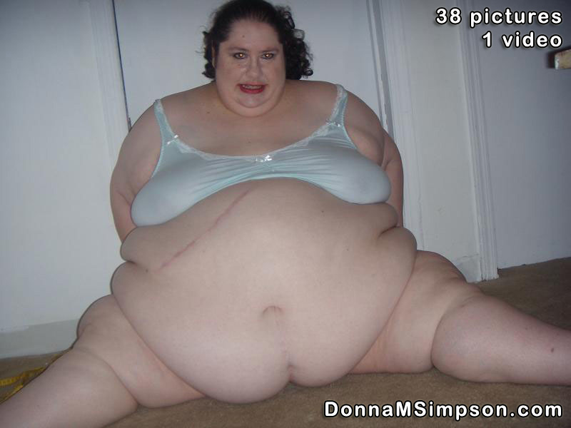 Donna Simpson 1000 Pound Woman