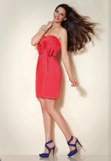vestidos daniela 2012