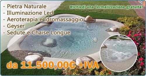 Piscine offerte prezzi una piscina pi economica - Costo manutenzione piscina ...