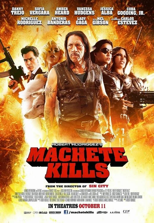 Tập Đoàn Sát Thủ 2 - Machete Kills - 2013
