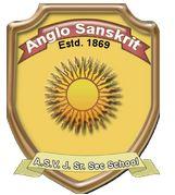 ASVJ Sr. Sec. School Darya Ganj Logo