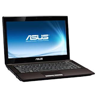 Notebook Asus K43U Windows 7 64 bits