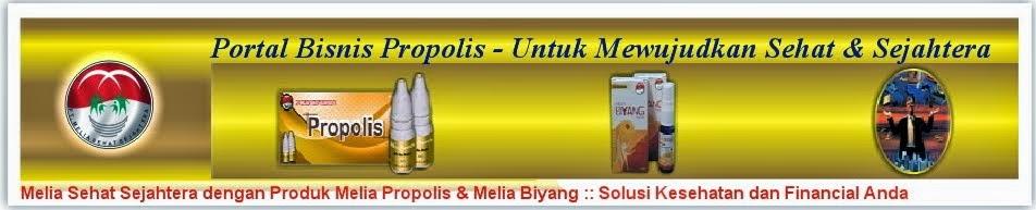 PT. Melia Sehat Sejahtera Distibutor resmi Melia Biyang dan Melia Propolis