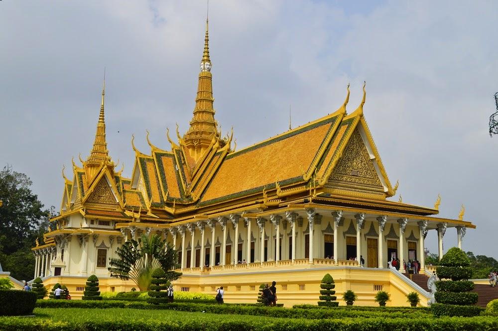"""""""Royal Palace, Phom Penh - Cambodia"""""""