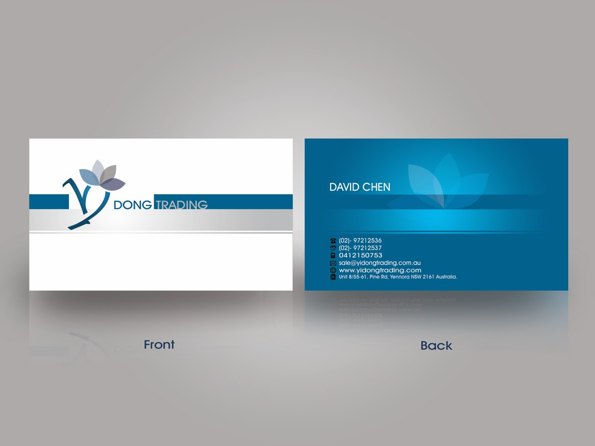 Visiting card design reheart Choice Image