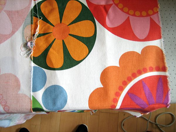 Fredrika Fabric - Our Handmade Home