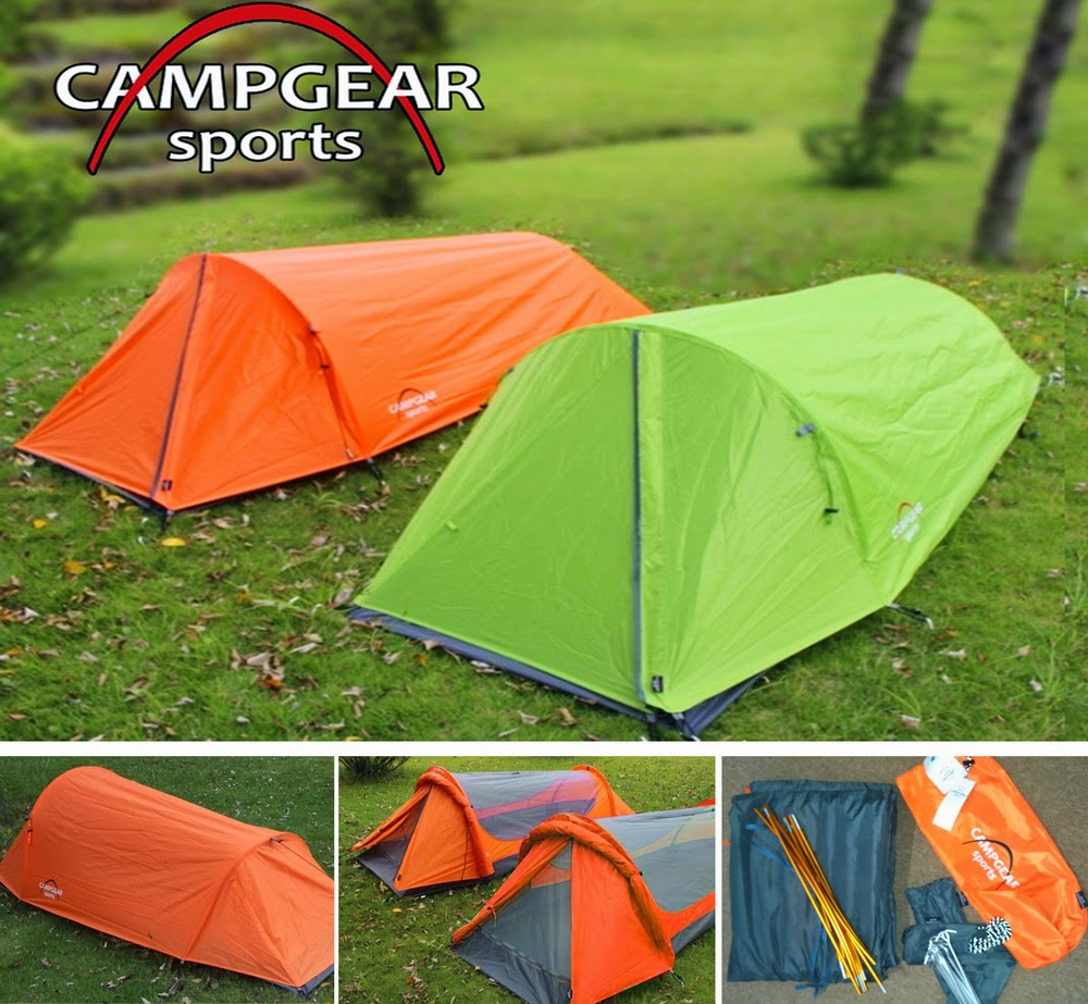 Tenda Ultralight Gunung Camp Gear
