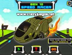 Jugar Ben 10 Speed Racer