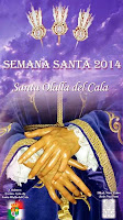 Semana Santa de Santa Olalla del Cala 2014