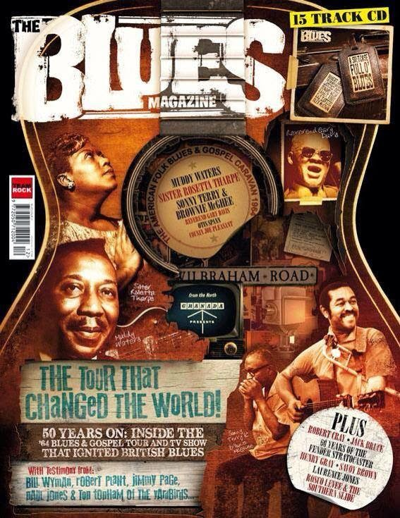 The Blues Magazine 12