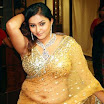 Tamil actress Namitha cleavage and navel show!