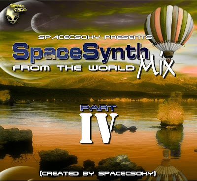SpaceSynth-Mix from the World - Part IV (created by SpaceCsoky)