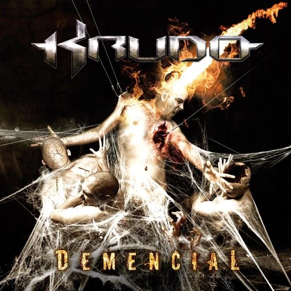 Krudo - Demencial - album - cover