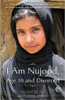 http://www.amazon.com/Am-Nujood-Age-10-Divorced/dp/0307589676