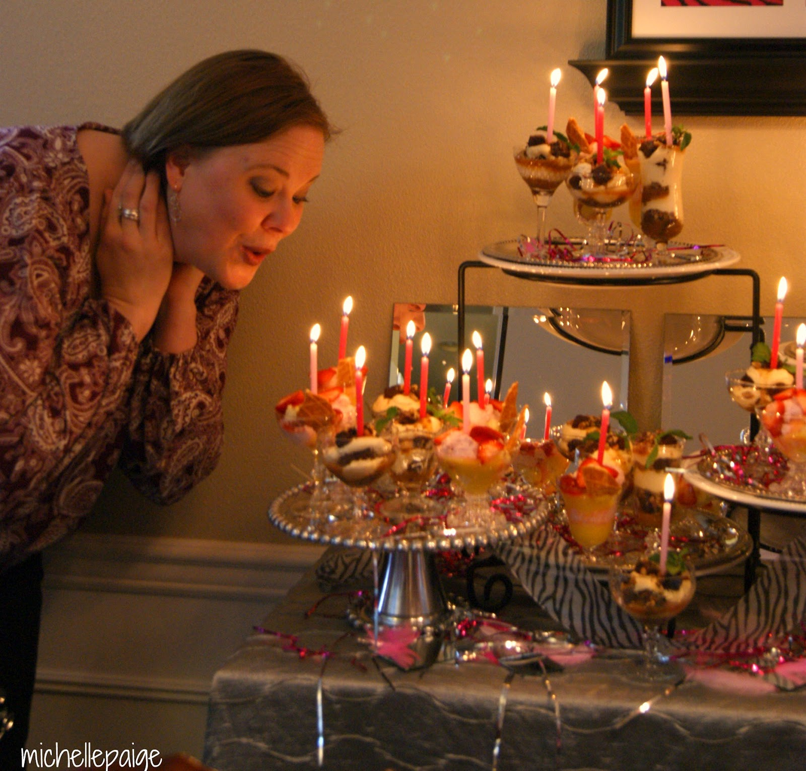 Elegant Birthday Cakes With Candles They looked so elegant and