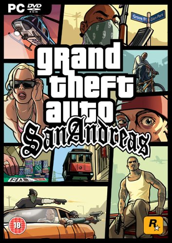 Baixar Grand Theft Auto San Andreas(GTA):