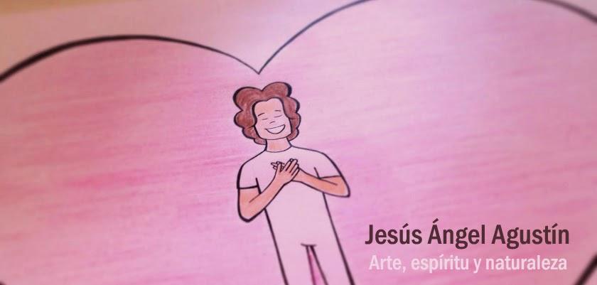 Jesús Ángel Agustín, Arte, espíritu y naturaleza