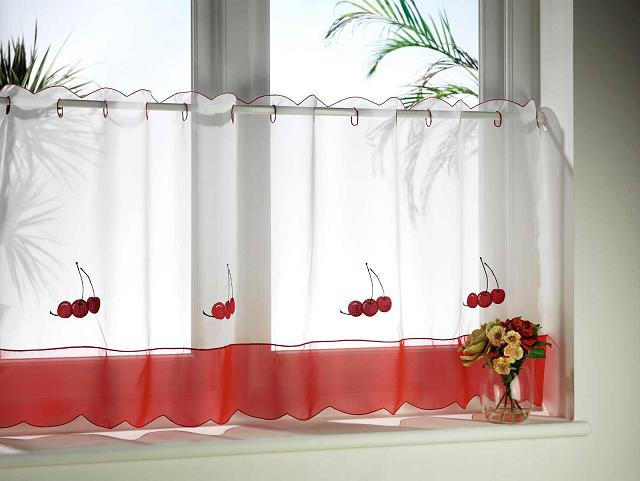 Contemporary Kitchen Curtains : Window curtains,window curtains design: Contemporary Kitchen Curtains ...