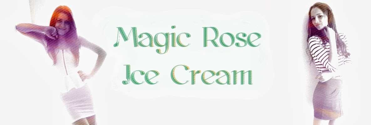 Magic Rose Ice Cream