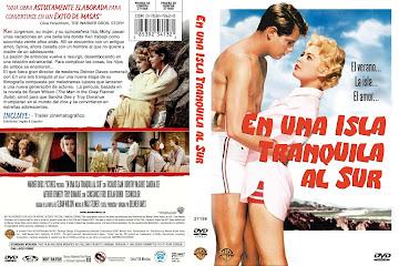 Carátula: En una isla tranquila al sur (1959) (A Summer Place)