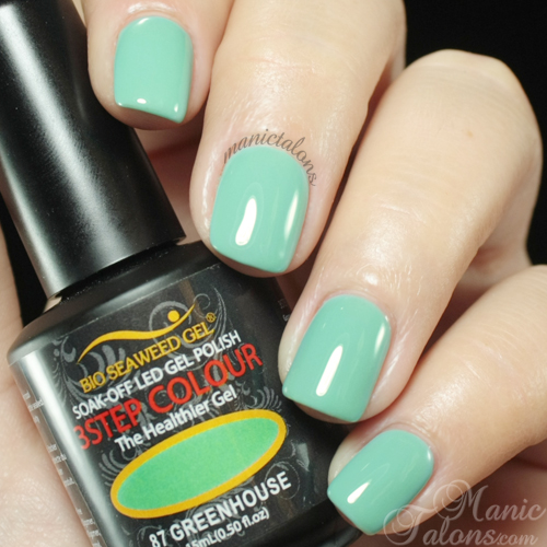 Bio Seaweed Gel Greenhouse Swatch