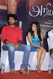 Actress Priya Anand Pictures in Short Dress at Arima Nambi Movie Press Meet 0024.jpg