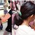Part 3  Gadis Kelantan Rambut Karat BERGADUH Lagi Dasyat