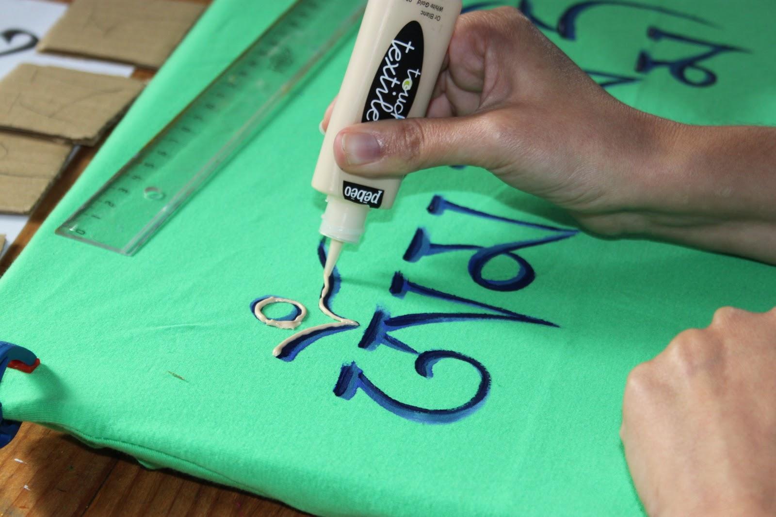 E rendil arte celta pintar una camiseta como lo hago - Pintura para camisetas ...