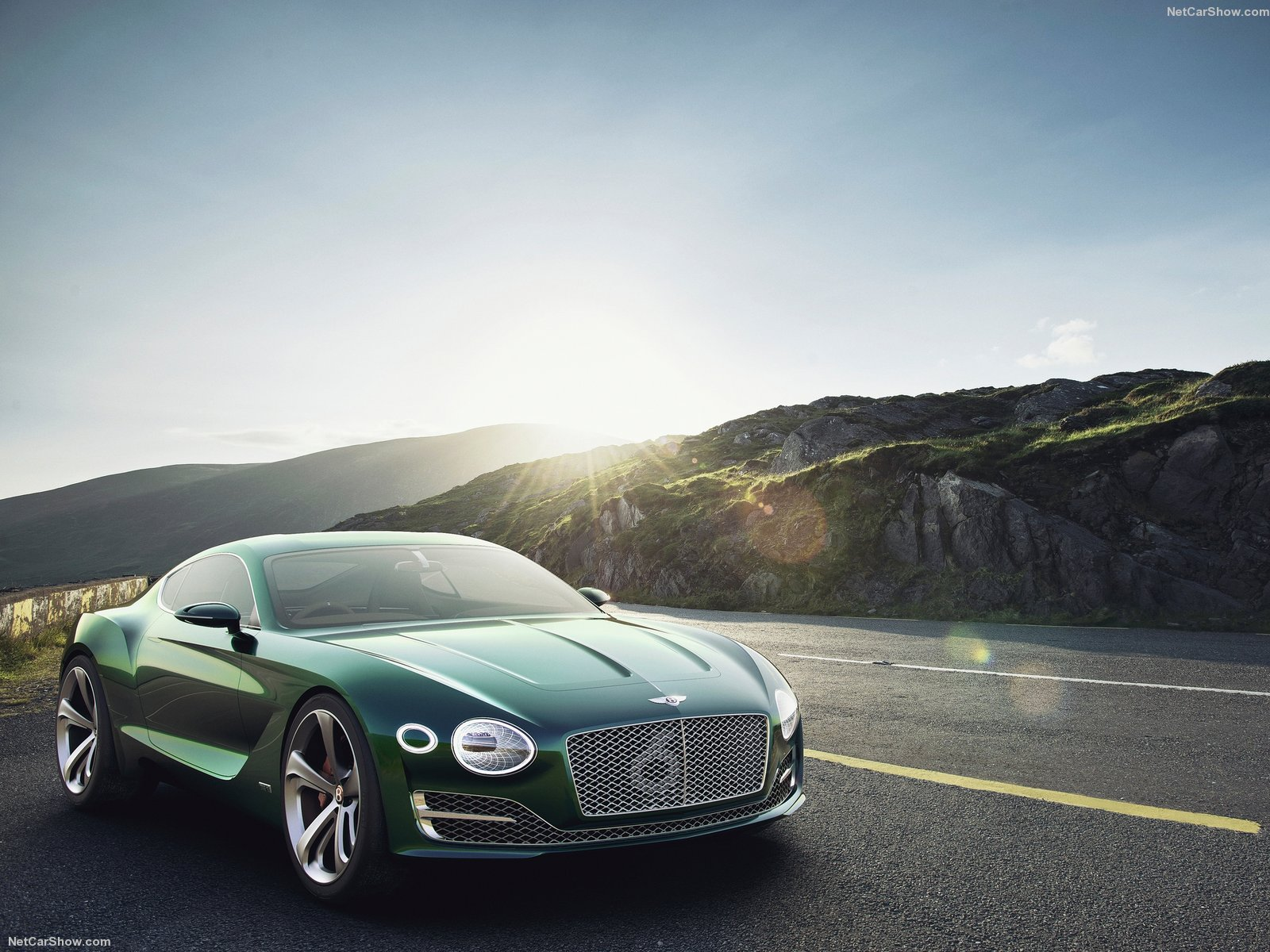 Hình ảnh xe ô tô Bentley EXP 10 Speed 6 Concept 2015 & nội ngoại thất