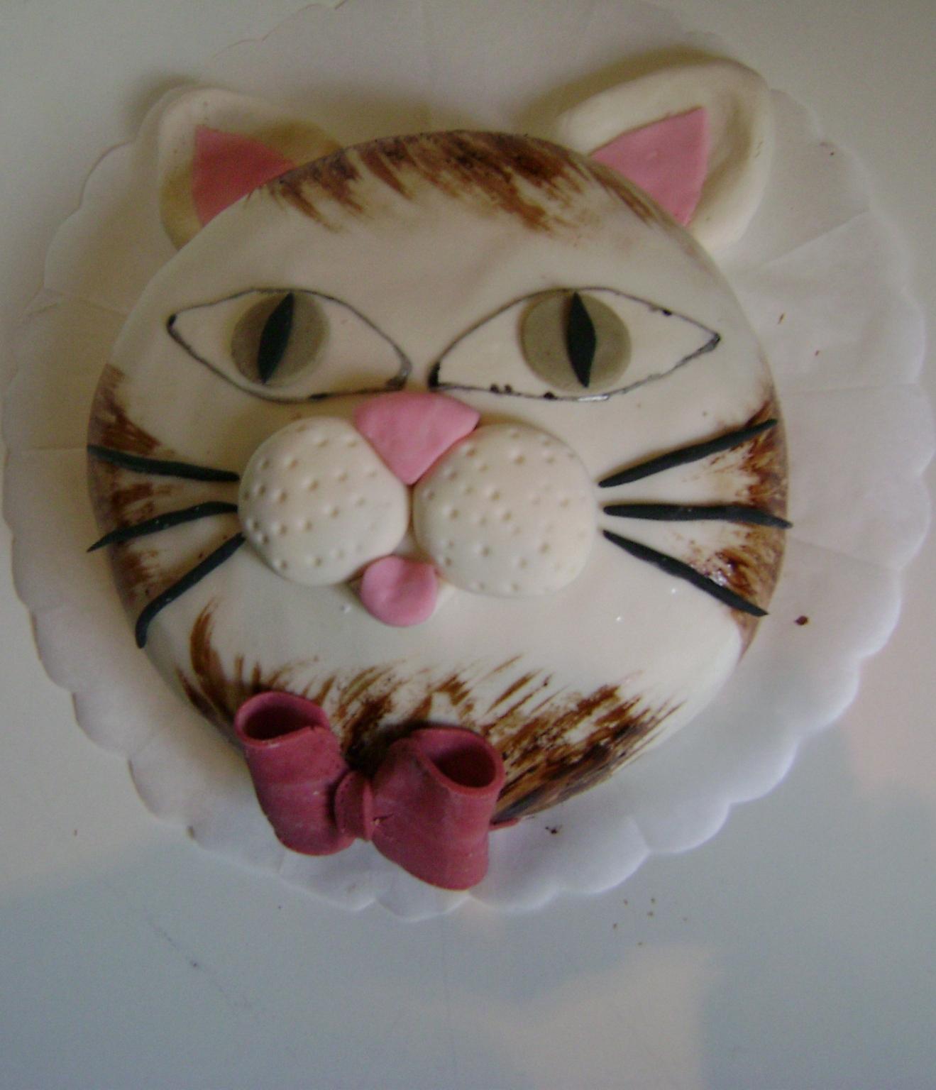 Judit tortácskái: Cica torta