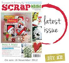 December 2012 Cover Girl