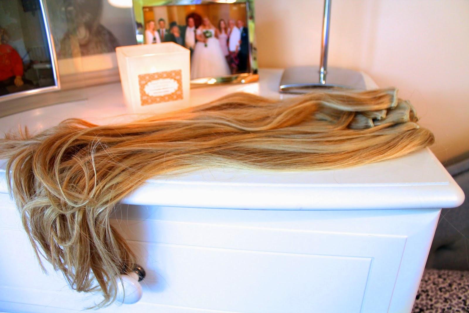 Dirty Looks Hair Extensions Becka Shepherd