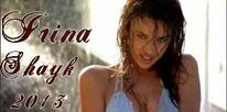 Irina Shayk Swim Daily 2013