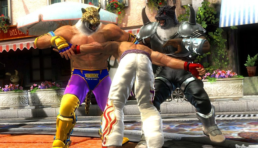 descargar tekken tag tournament para pc