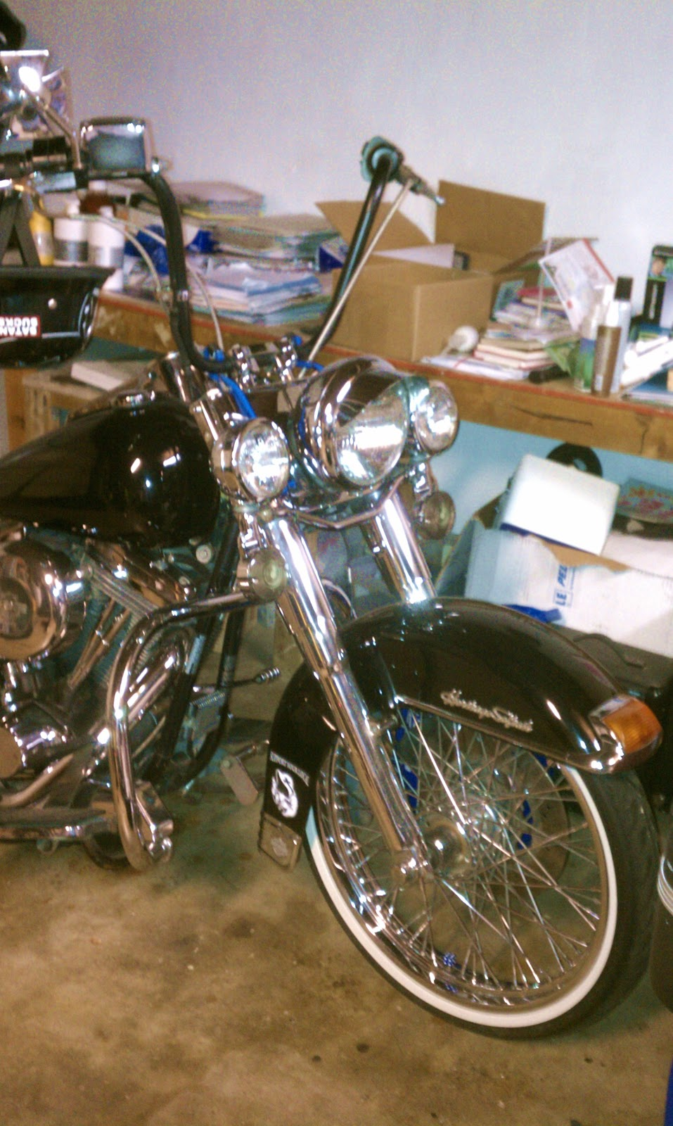 1992 Harley Heritage Softail