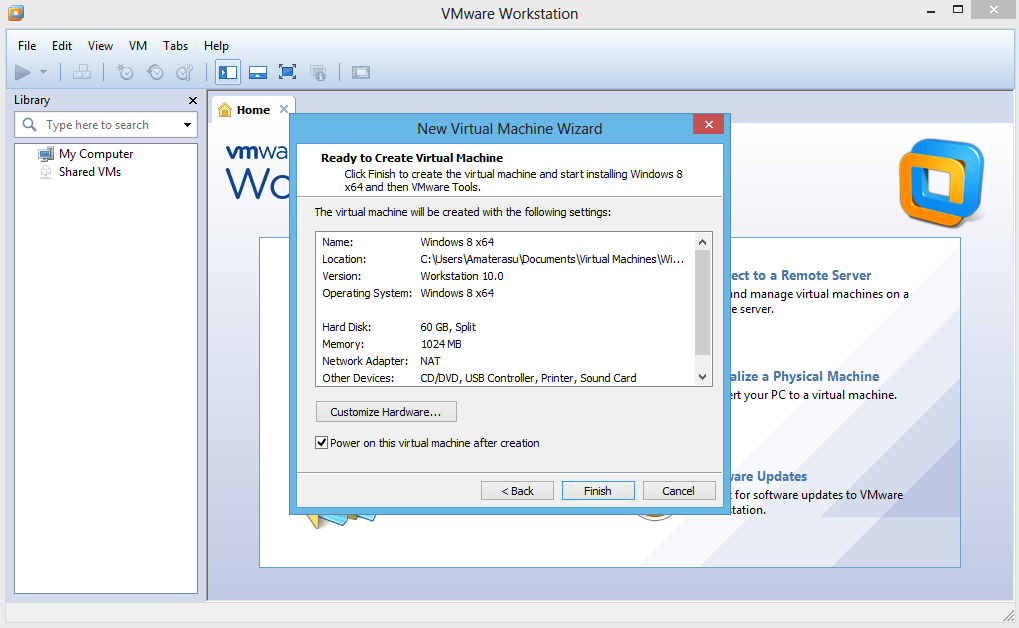 Vmware Workstation Menjalankan Os Di Dalam Os Graphic Design By Tara Free Download Game