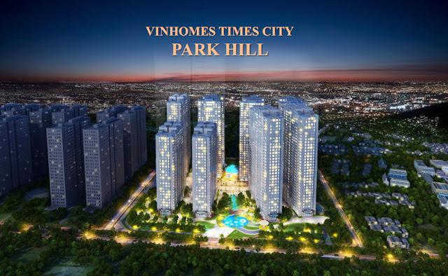Chung cư Times City Park Hill