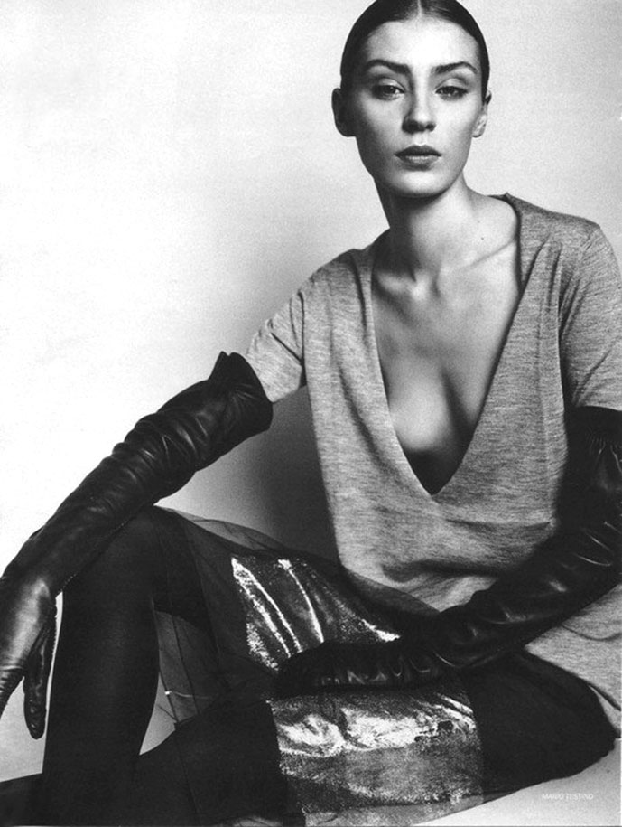 Olga Pantushenkova, russian top-model, biography, photos