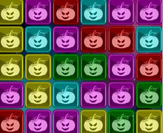 Bí ngô Halloween, game van phong