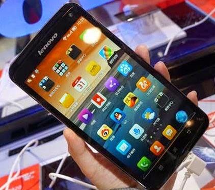 Hp Lenovo S930 image