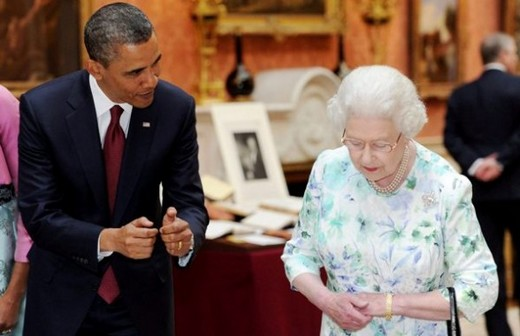Obama reina