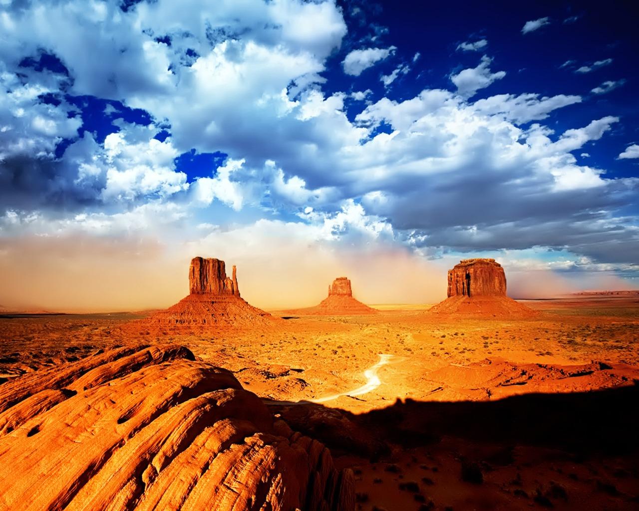 desert landscape wallpaper - photo #27