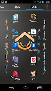 ADW Launcher - Aplikasi Tema Android